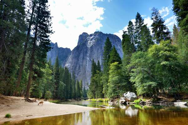 Day use reservations in Yosemite National Park will remain necessary through the month of October.