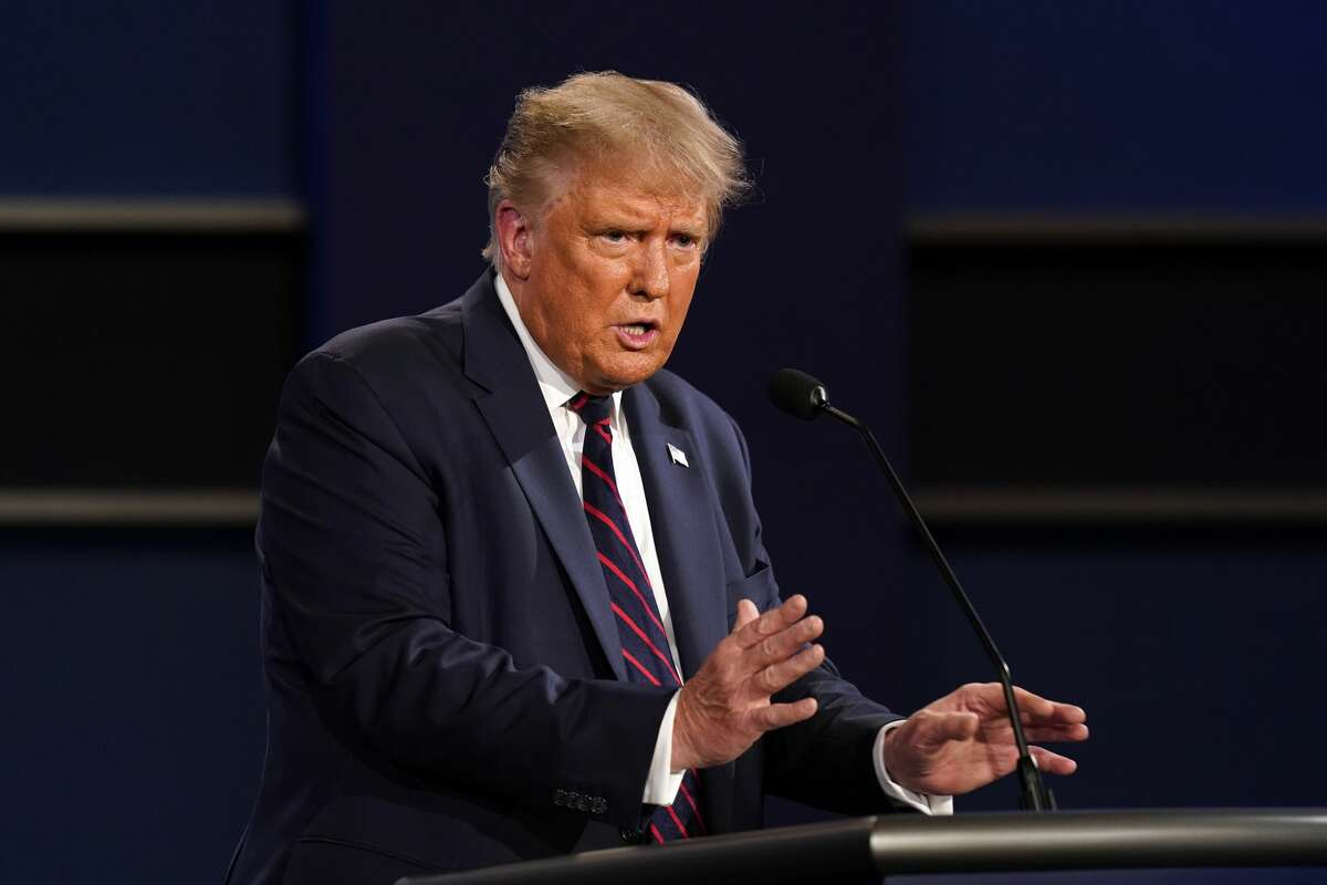 FILE. Letter writer says, 'Be assured, we have not experienced the last of President Donald Trump so what happens next is going to be critical.' (AP Photo/Patrick Semansky)