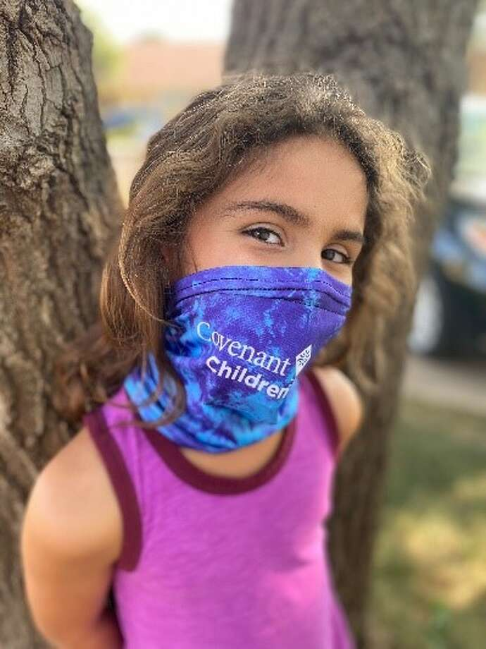 The Covenant Health Foundation will distribute masks to students in grades 3 through 12 around the region. Photo: Provided By Covenant Health