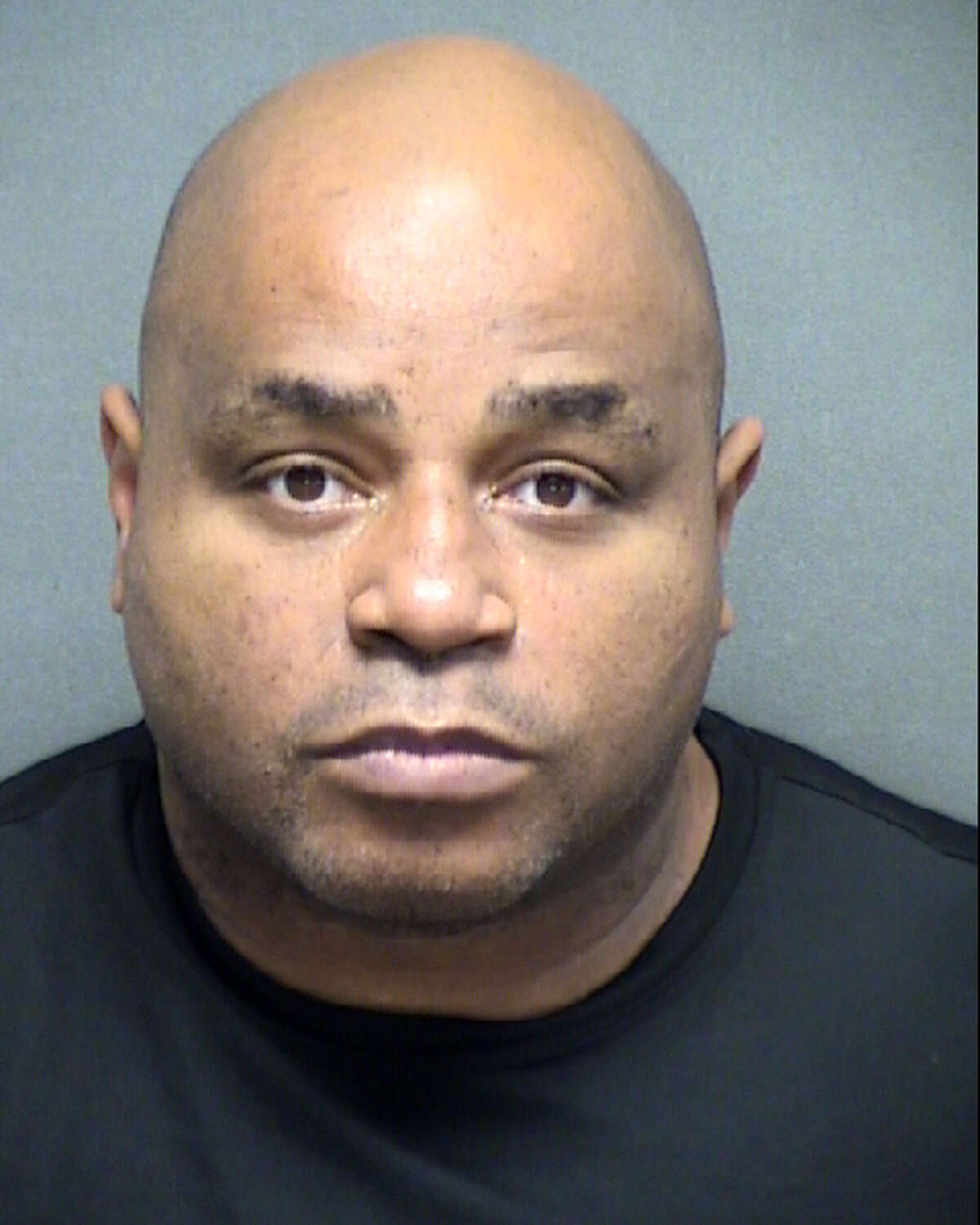 Bexar County Sheriff's Deputy Sherman Andrews, 48, was arrested Tuesday night in connection with evidence tampering.