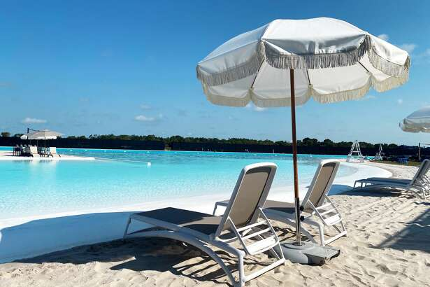 Lago Mar Crystal Lagoon will be open every weekend in October for Oktober Lagoonfest.