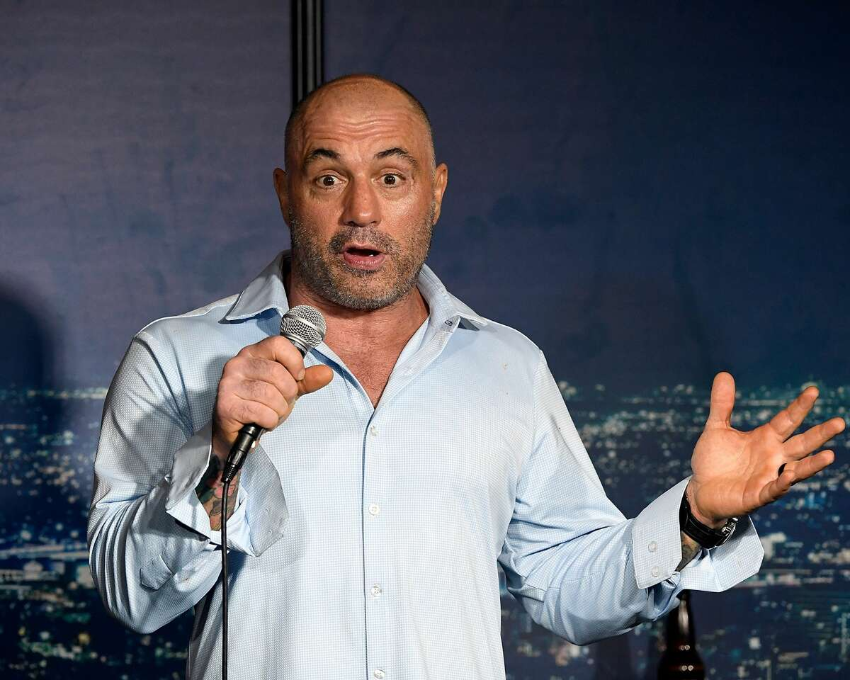 PASADENA, CA - APRIL 17: Comedian Joe Rogan performs during his appearance at The Ice House Comedy Club on April 17, 2019 in Pasadena, California. (Photo by Michael S. Schwartz/Getty Images) During the heated debate, MMA commentator and comedian Joe Rogan started rapidly trending on Twitter because Democrats and Republicans could finally agree on one thing. Both sides of the aisle were disappointed in the way FOX New's Chris Wallace moderated the debate.