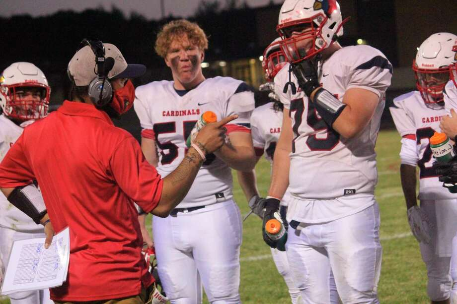 Big Rapids players are preparing for a showdown with visiting Chippewa Hills this week.(Pioneer photo/John Raffel)