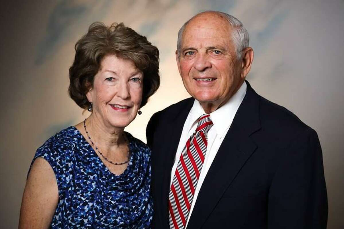 With more than eight decades of work in public education between them, Cindy and Bill Haskett are the proposed namesakes for Katy Independent School District's Junior High No. 17.