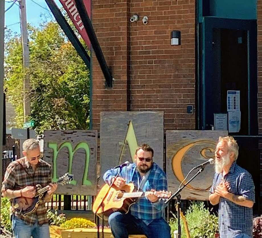 The MAC Musicfest performers The Bargain. Photo: MAC / Contributed Photo