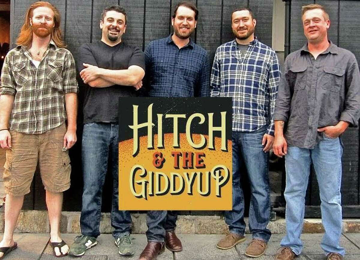 The headline group in Milford is Hitch and the Giddyup.