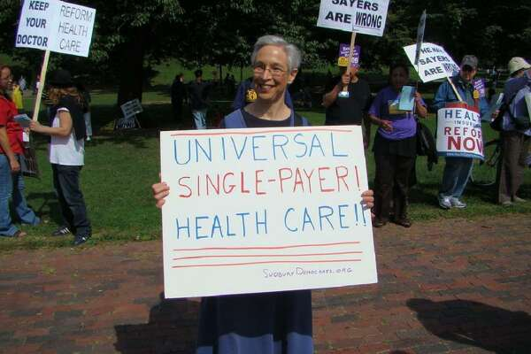 Single-payer health care Under a single-payer system, a government-run agency would finance health care for all, typically through taxes. Supporters say it would help cover uninsured and underinsured Americans, control costs, and make health care a right, not a privilege. Opponents argue that single-payer health care would stifle innovation by leaving pharmaceutical companies, device makers, and others with less money for research, give the government too much control, and limit treatments to the most cost-effective.