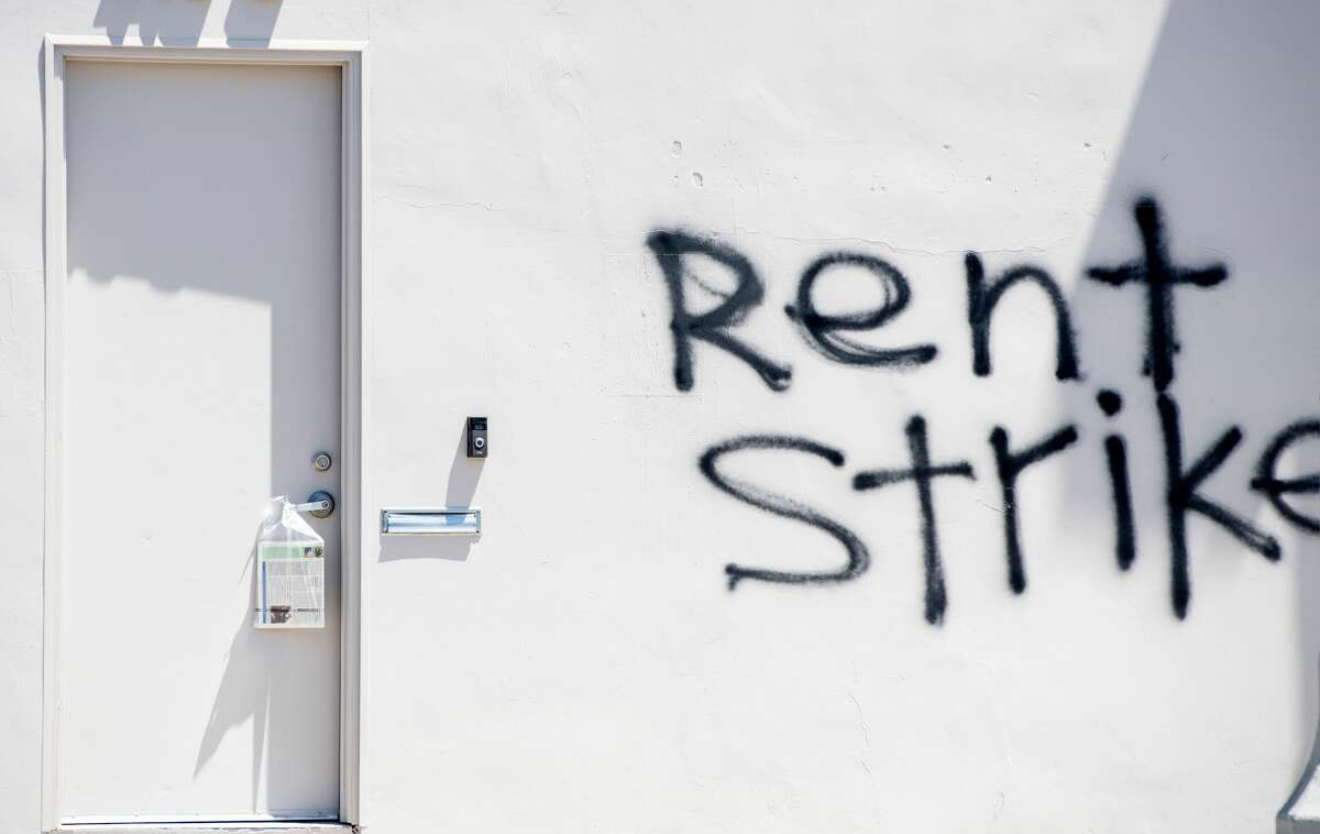 One tenants group in the Bay Area has withheld an estimated $150,000 in rent over recent months.
