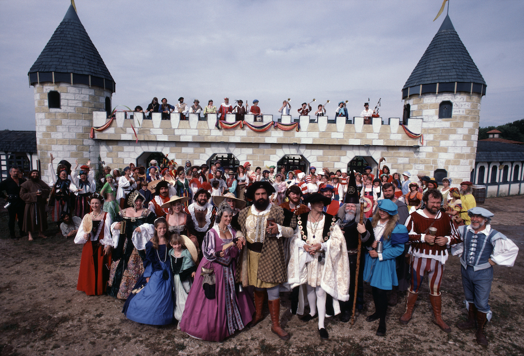 The Texas Renaissance Festival (October 3 – November 29) is the perfect event to grab your friends and have fun outdoors!