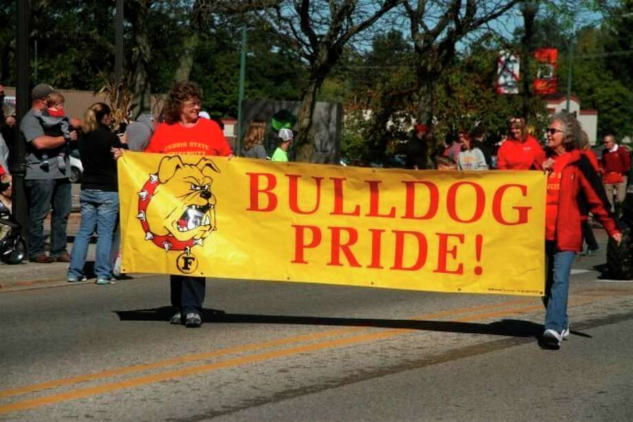 Ferris homecoming parade will be virtual this year. Other events include a virtual 5K, a virtual comedy question and answer session and more. (Pioneer file photo)