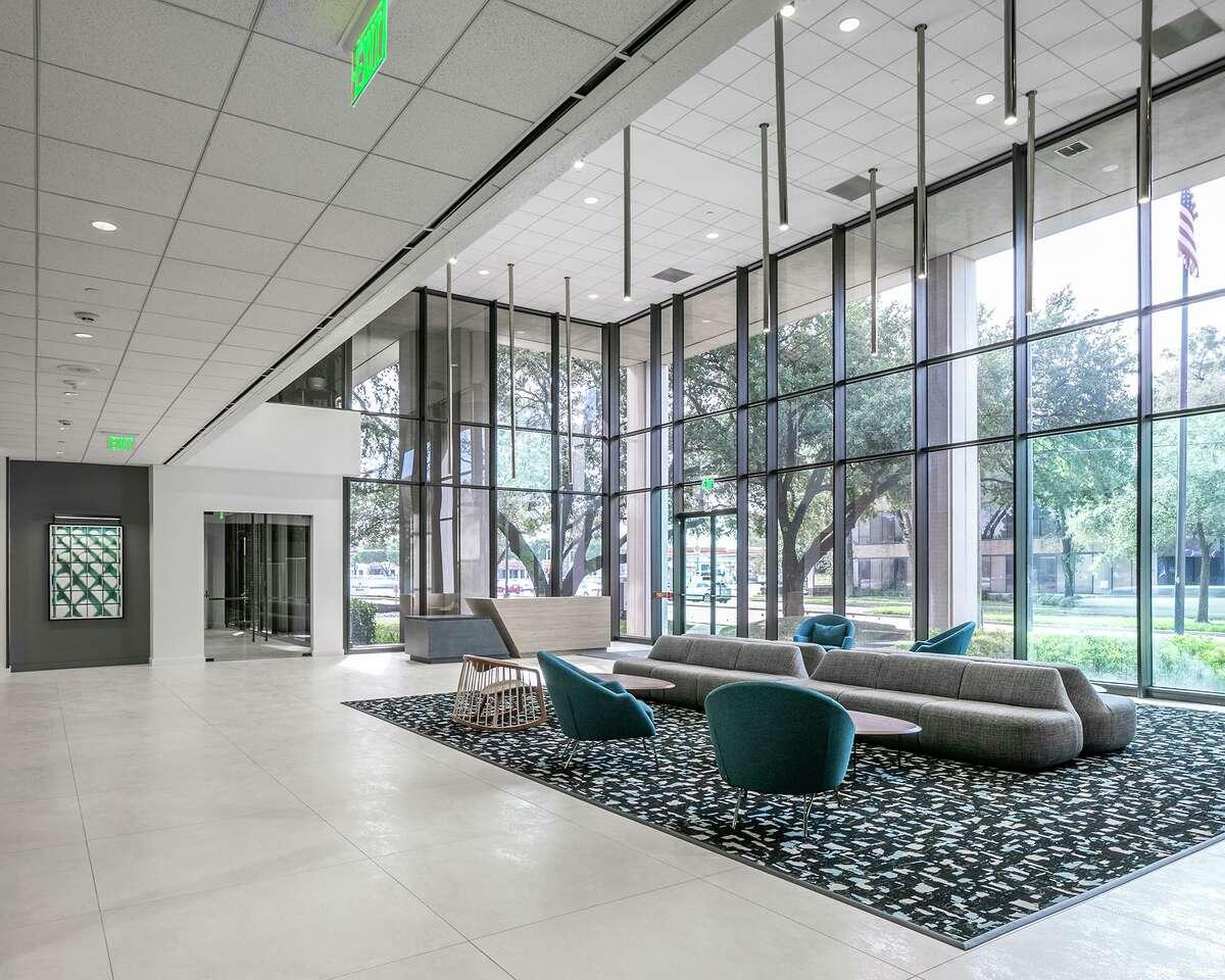 Stream Realty Partners handles leasing for CapRidge Partners at its renovated Memorial Tower Two at 7500 San Felipe.