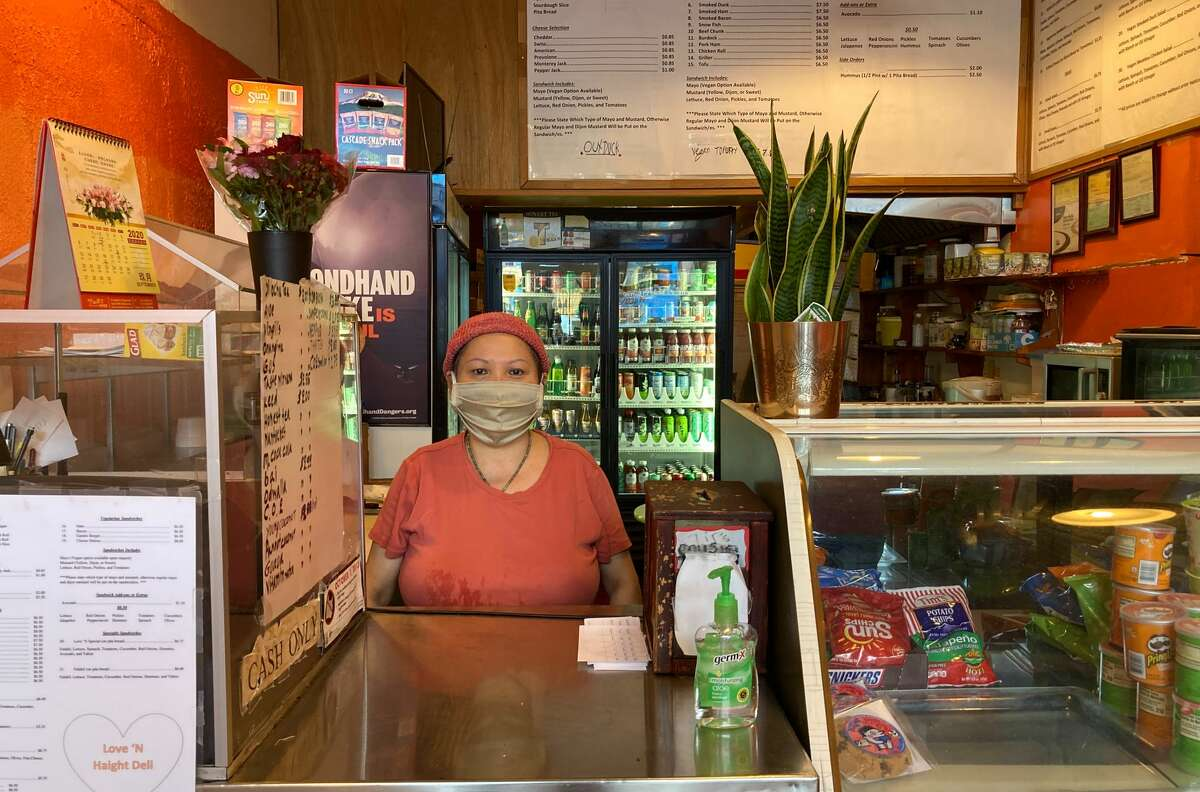 Owner Fey Chao closed Love N Haight Deli on October 1, 2020.