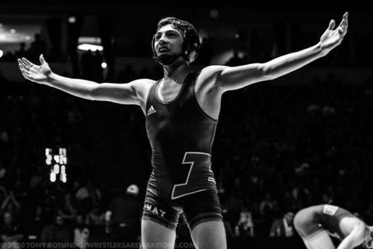 106 - ANDRE GONZALES (Poway, SD, 12) California State Champion/#1 Nation
