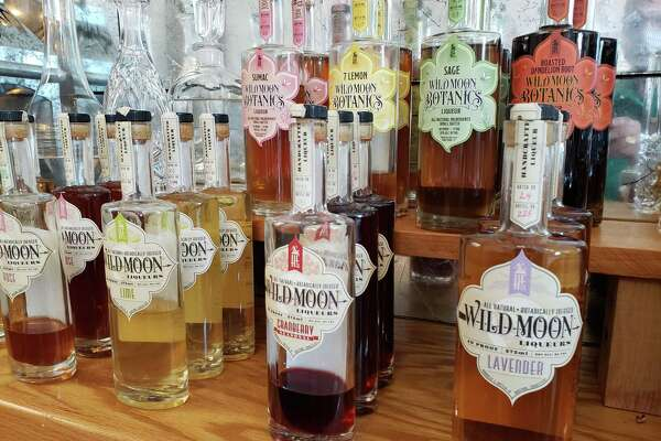 Delicious Wild Moon liqueurs from the Hartford Flavor Company