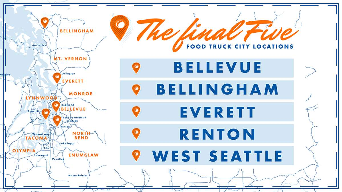 The second finalist was that of Everett, followed by perhaps the most surprising finalist - Bellingham.