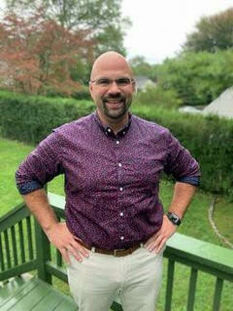 Greenwich Public Schools announced that Thomas Pereira would be Greenwich High School's new Dean of Student Life, effective Oct. 1, 2020. Photo: Contributed
