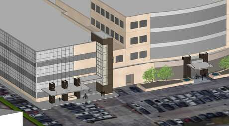 Arch-Con Corp. broke ground on a 38,400-square-foot expansion at Houston Physician's Hospital at 333 N. Texas Ave. in Webster.