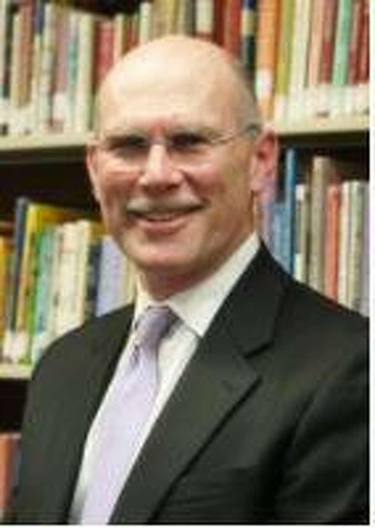 Branford Board of Education Chairman John Prins