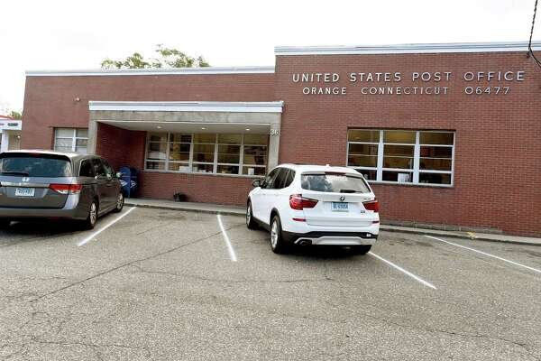 United States Post Office on Old Tavern Road in Orange, Sept. 30, 2020.