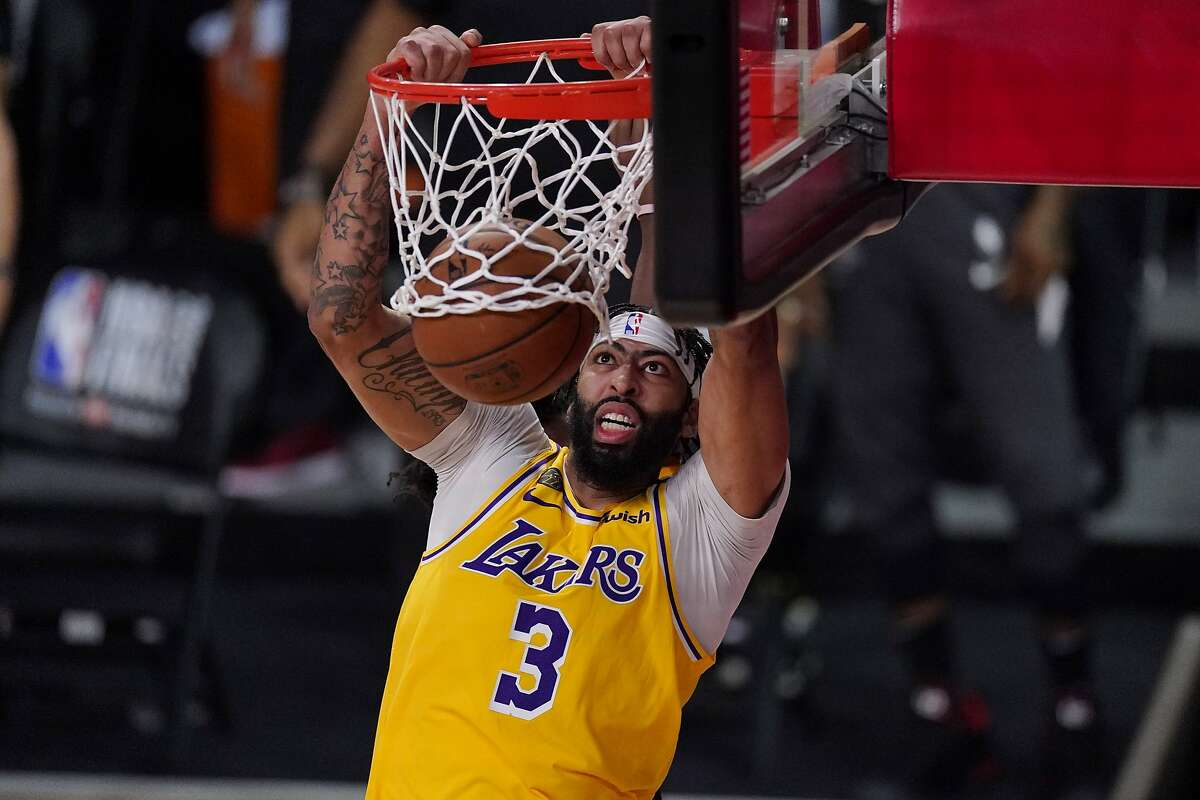 Anthony Davis and the Lakers look to go up 2-0 on Miami in Game 2 of the NBA Finals at 6 p.m. Friday (Channels 7, 10/1050).