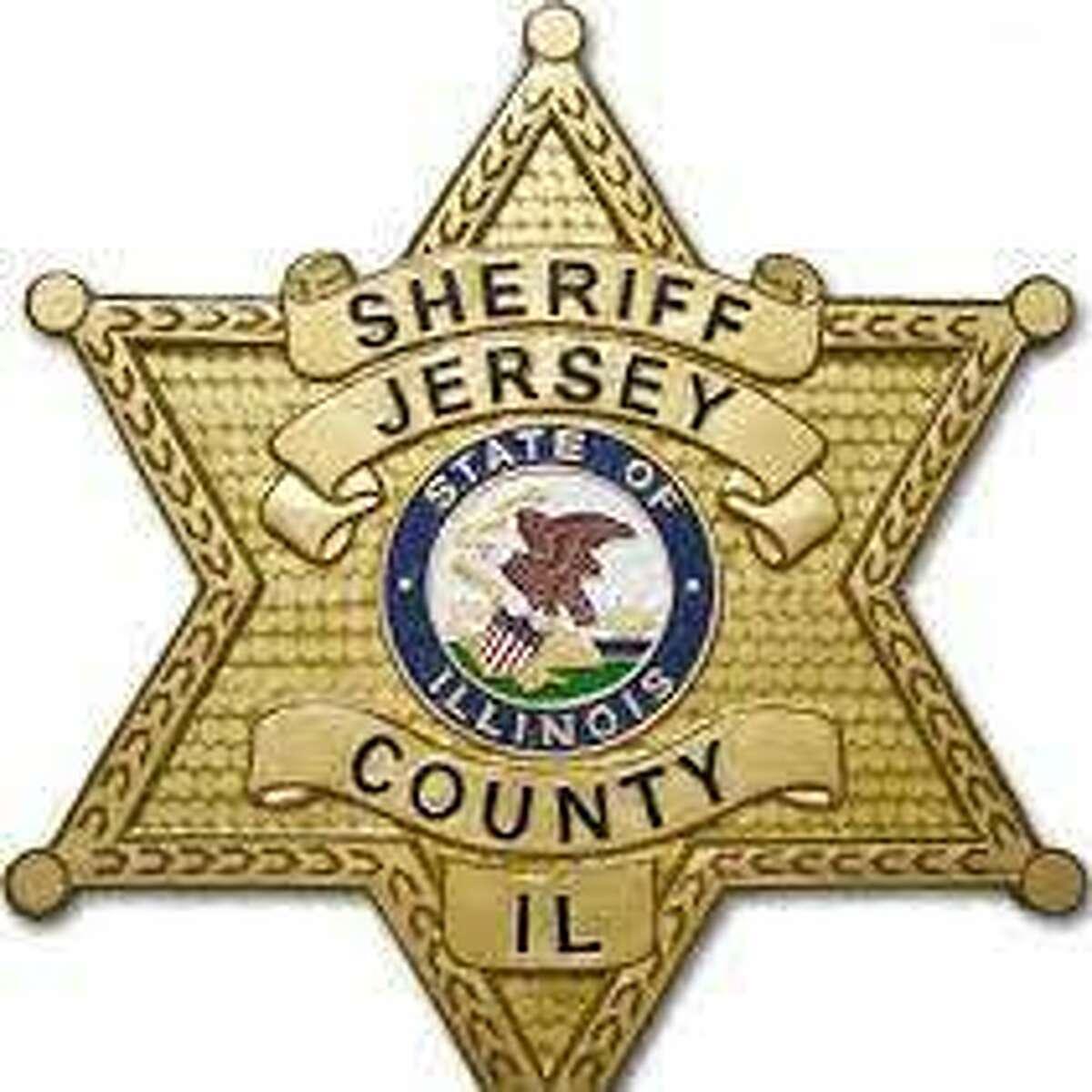 Jersey County, Illinois Sheriff's badge