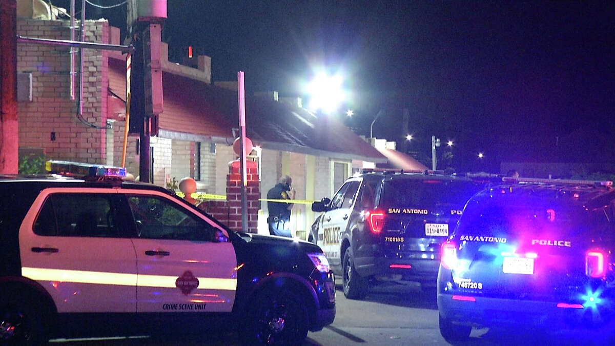 SAPD One Dead Two Injured In Shooting At South Side Gas