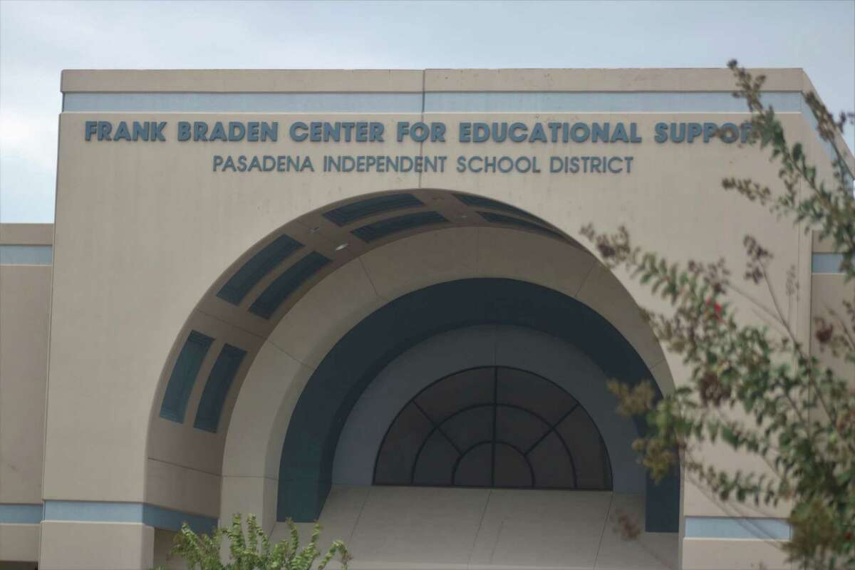 The Frank Braden Center for Educational Support was named in honor of the longtime Pasadena ISD educator and volunteer.