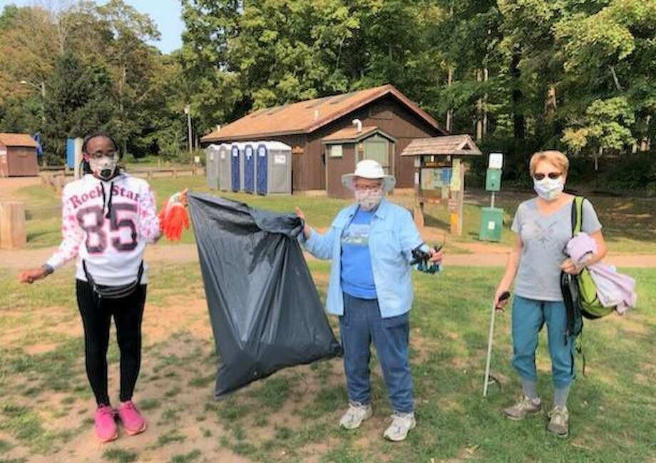 Members of the Middletown Rotary recently participated in The Connecticut River Conservancy's annual Source to Sea Cleanup of the Connecticut River. Photo: Contributed Photo / Middletown Rotary / Connecticut Post