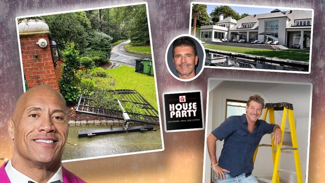 'House Party' Podcast: Why The Rock Damaged His Own House, Ty Pennington Returns to Reality TV, 2021 Colors of the Year