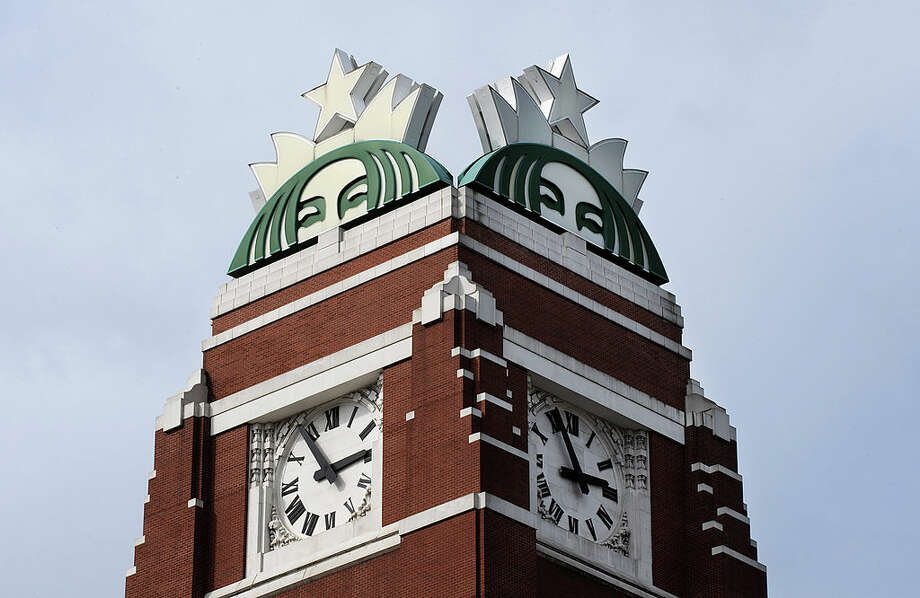 Starbucks extends work-from-home policy until October 2021 Photo: MARK RALSTON/AFP Via Getty Images / 2011 AFP