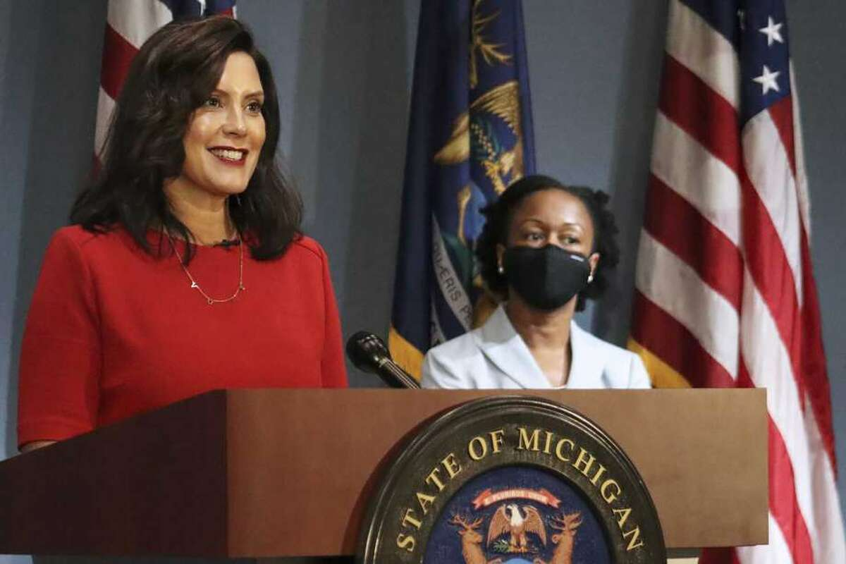 Gov. Gretchen Whitmer, on Thursday, signed additional bills into law following the signing of the 2021 fiscal year budget.