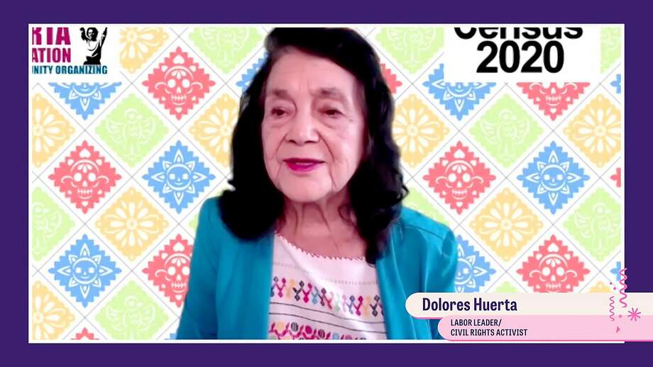 """Prop. 20 is """"aimed directly at our communities of color,"""" says Dolores Huerta, co-founder of the United Farm Workers. Photo: Getty Images"""