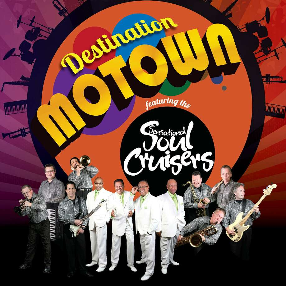 The Sensational Soul Cruisers will perform a Destination Motown car concert in Orange. Photo: Steve Cooper / Contributed Graphic