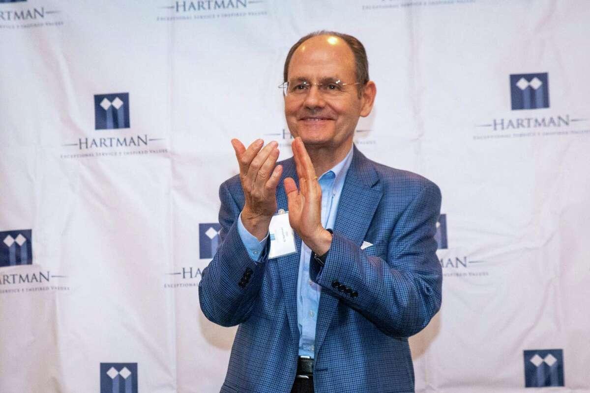 Al Hartman, CEO of Hartman Income REIT Management