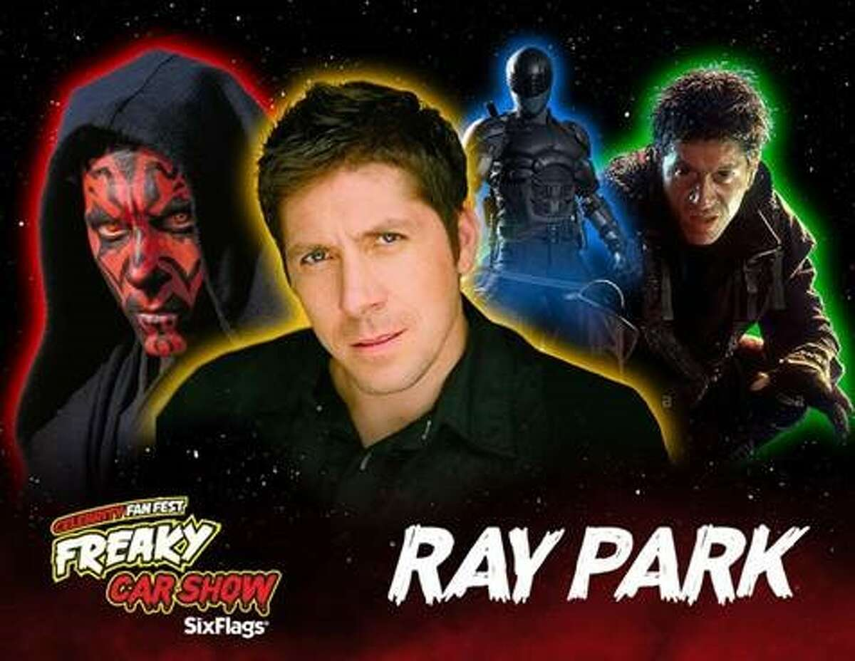 Ray Park from
