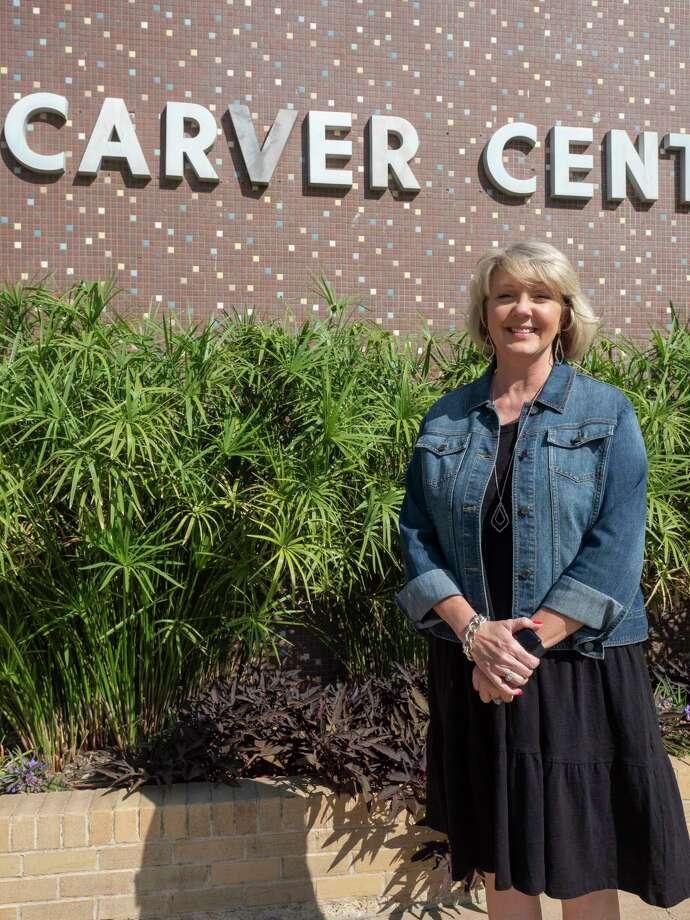Brenda Duncan, fifth grade science teacher at Carver Center.  10/01/2020. Tim Fischer/Reporter-Telegram Photo: Tim Fischer, Midland Reporter-Telegram