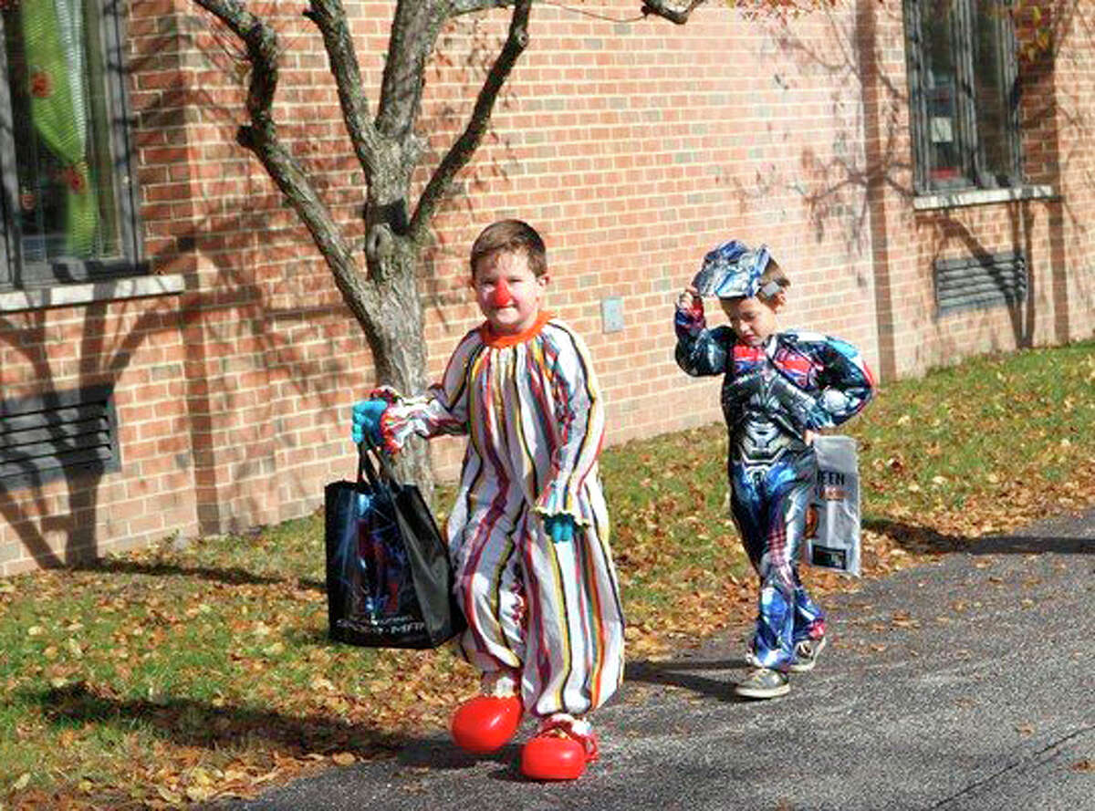 With Halloween 2020 plans up in the air, area residents answered a poll on whether they will be participating in this year's trick-or-treating festivities. Featured is a photo from last year's Fall Fest event.