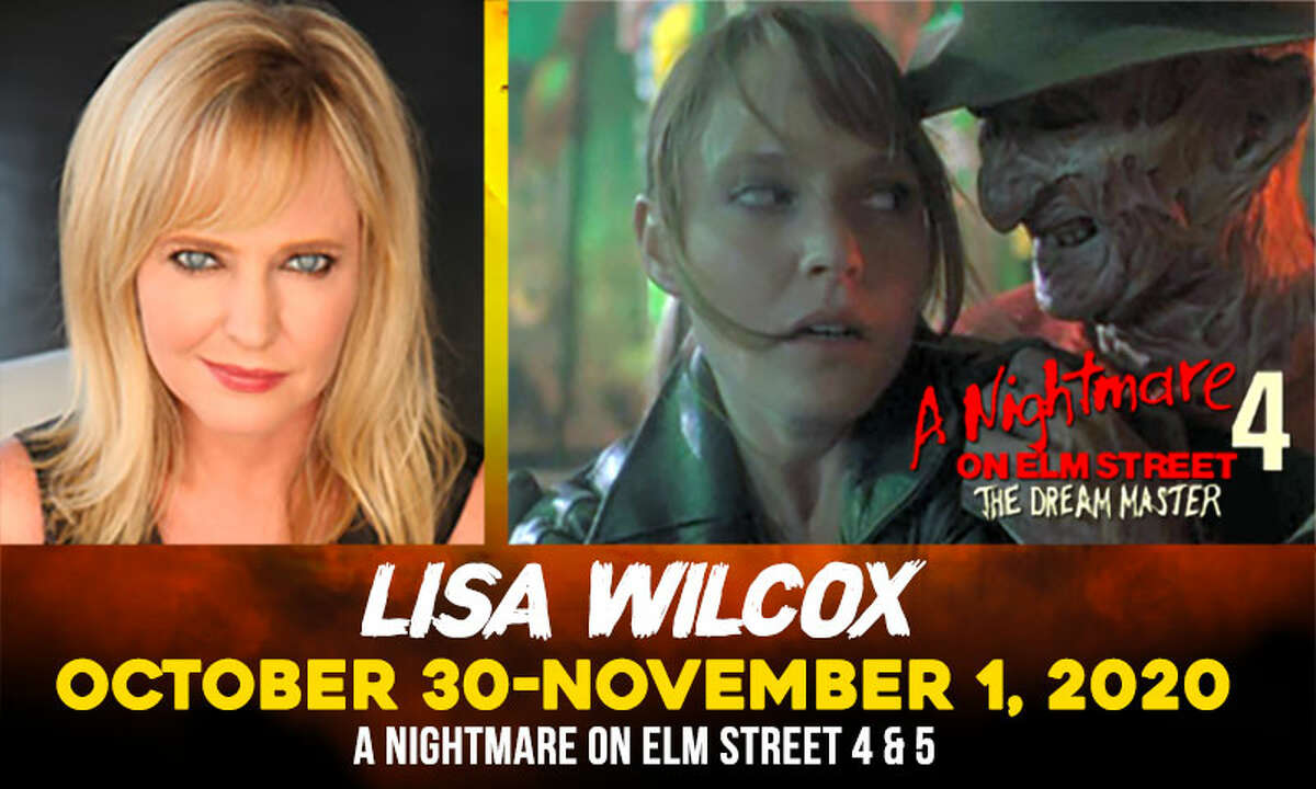 Lisa Wilcox from