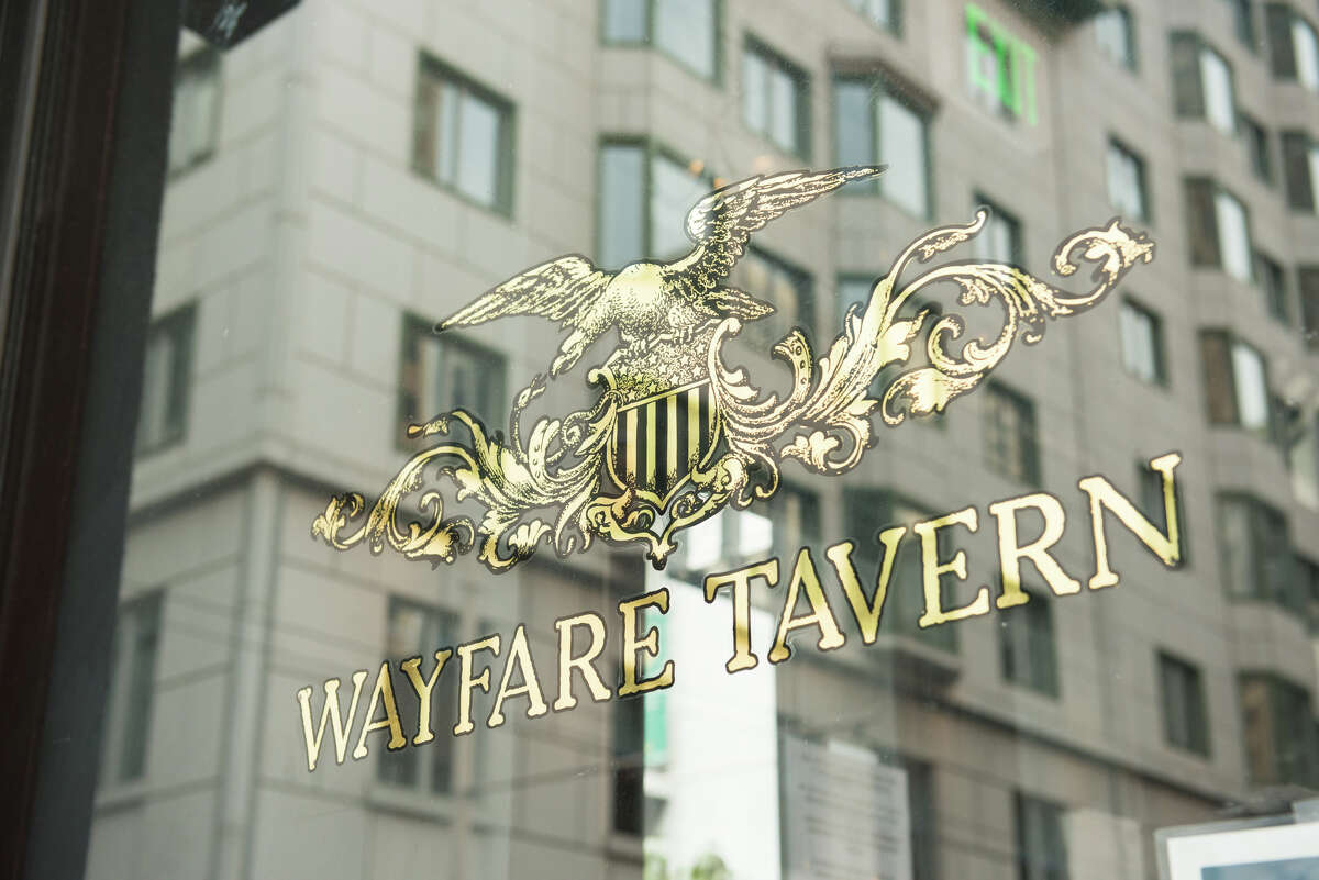 Wayfare Tavern If you fancy an entree made by a celebrity chef, check out Wayfare Tavern's online menu. Tyler Florence's famous fried chicken is one of the options, but you can also find house-made doughnuts and popovers. Wayfare Tavern | 558 Sacramento St., San Francisco | Find them on GoldBelly