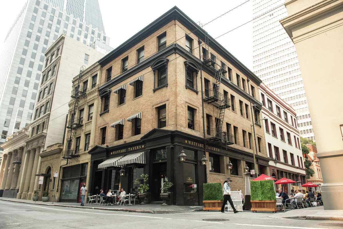 Wayfare Tavern, at 558 Sacramento St., once again offers indoor dining, with a few changes.