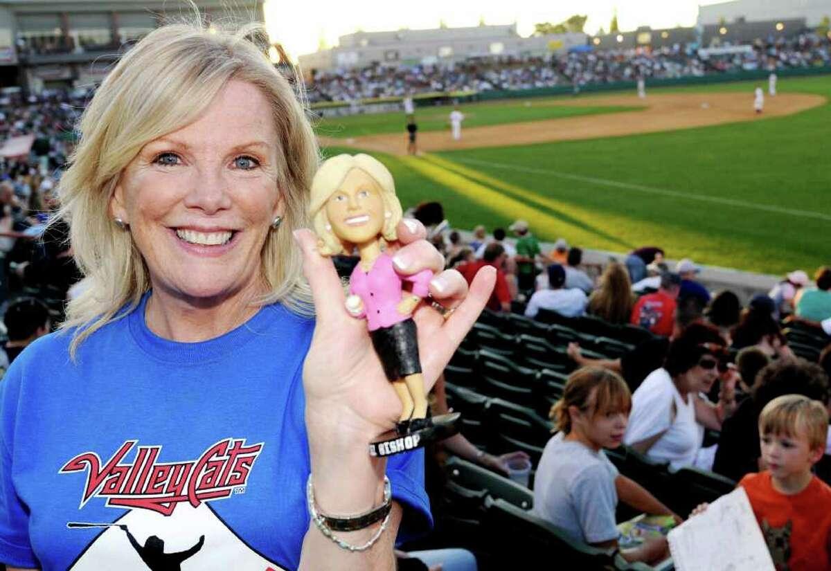 Best TV news anchor: 3. Liz Bishop