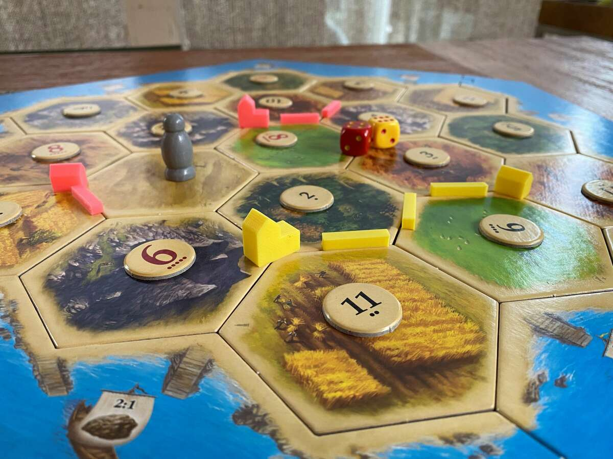 Catan has sold 32 million units since its release in 1995, and sales have surged through the pandemic.