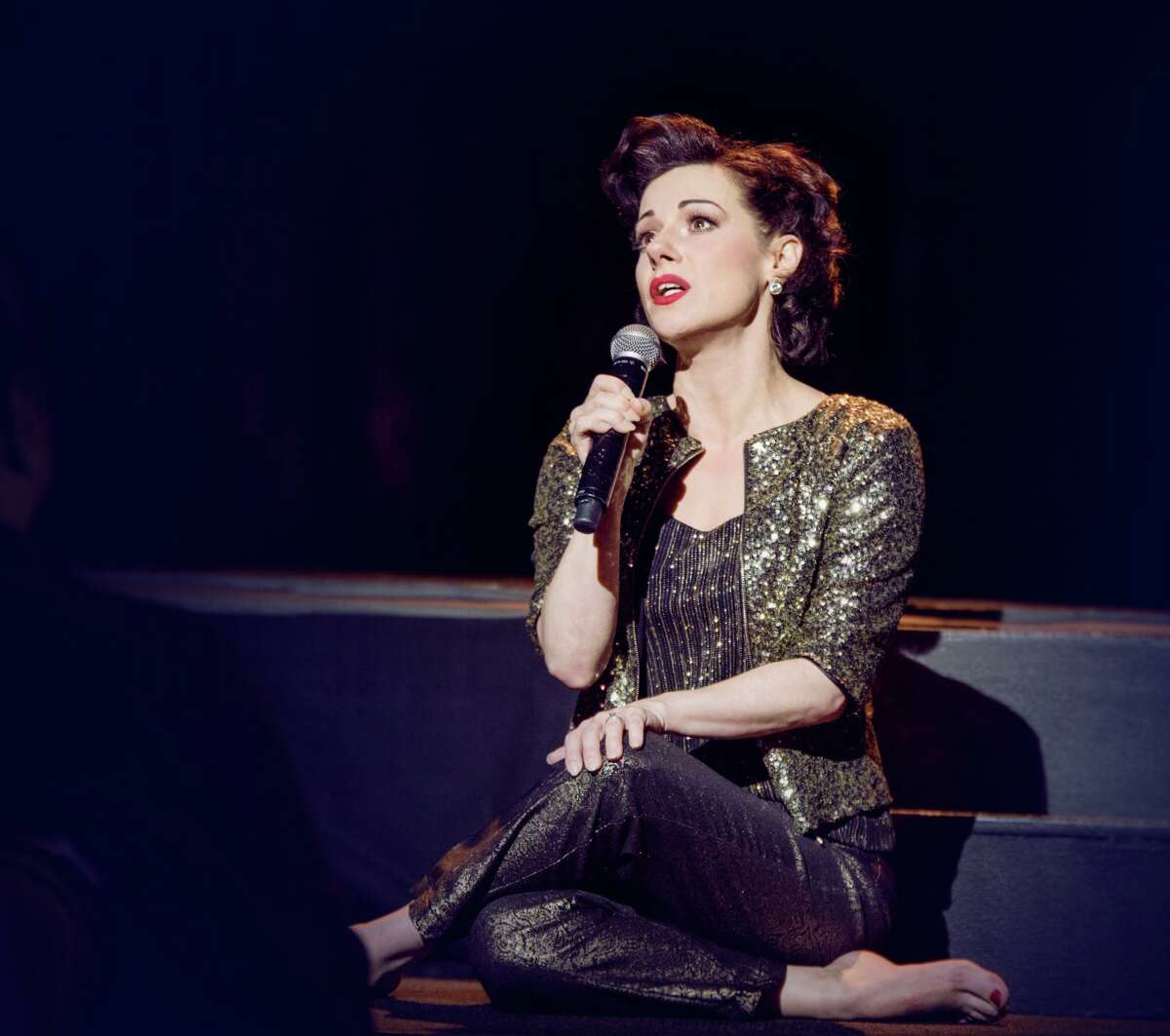 Angela Ingersoll will sing Judy Garland songs in the streamed concert event.