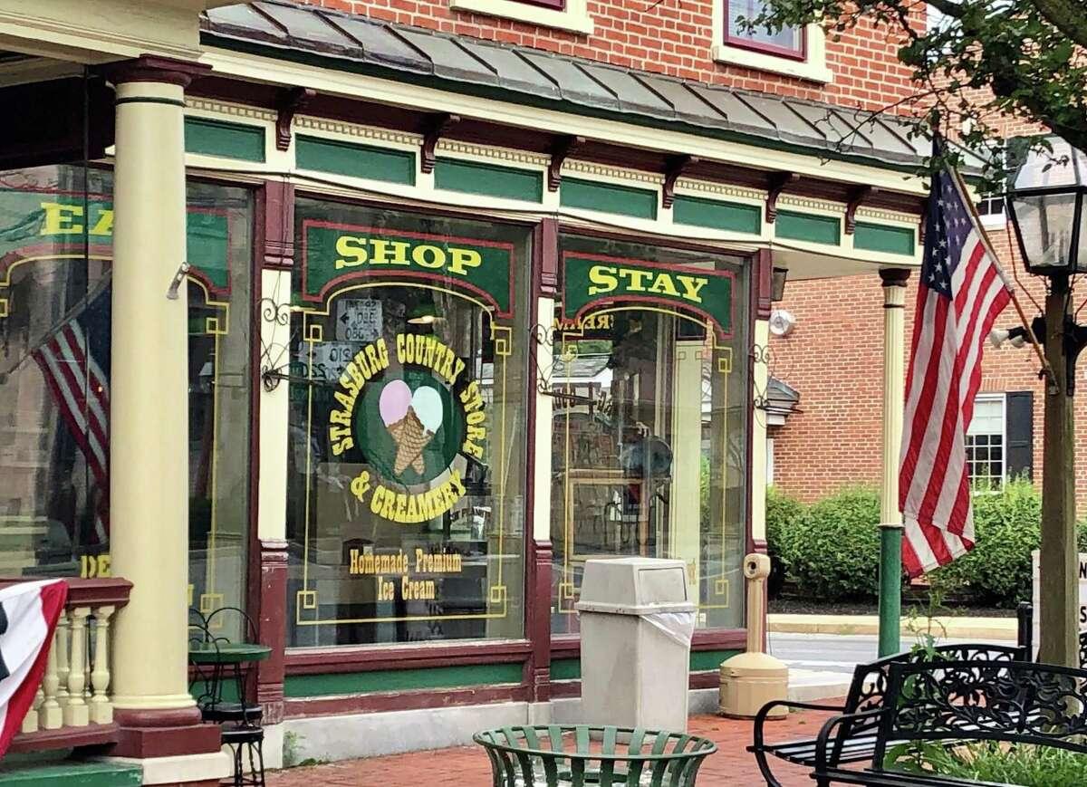 Strasburg Country Store & Creamery in Strasburg, Pa.