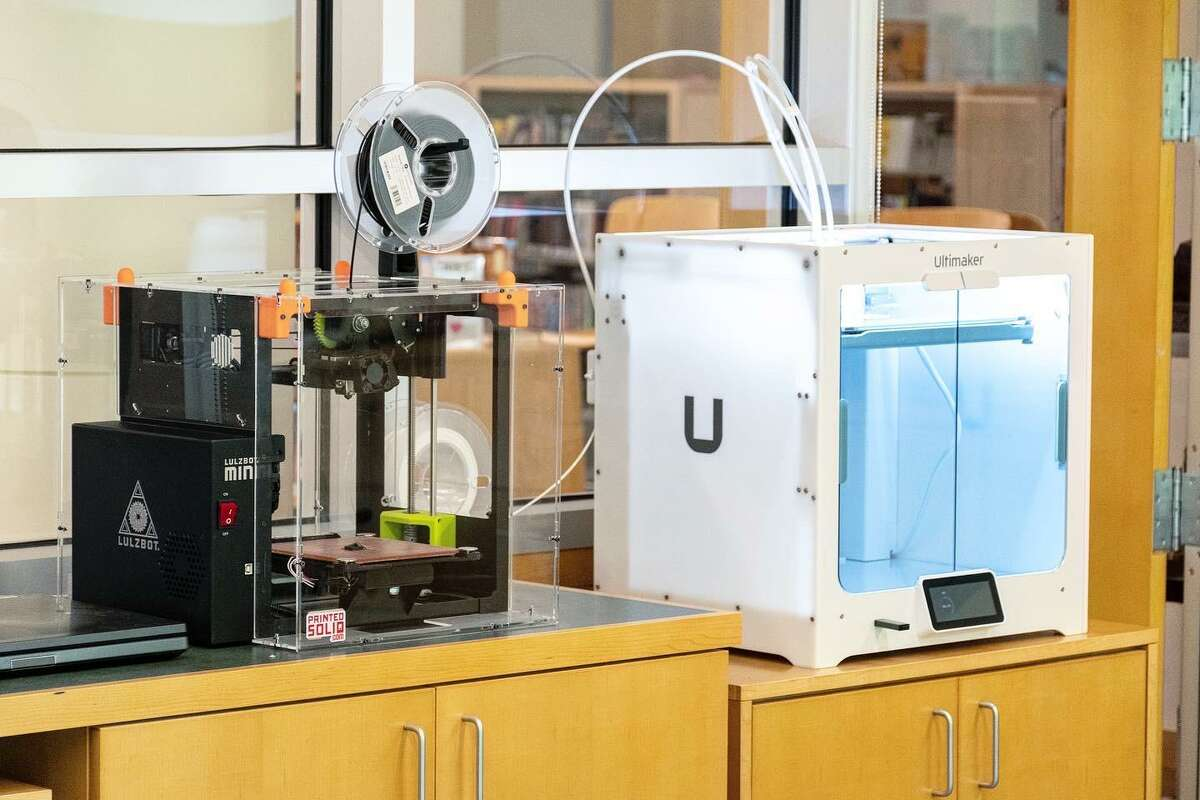 3D Printing will be part of the new Innovation Lab at Greenwich Library. The library will be letting people in by appointment only starting Monday.