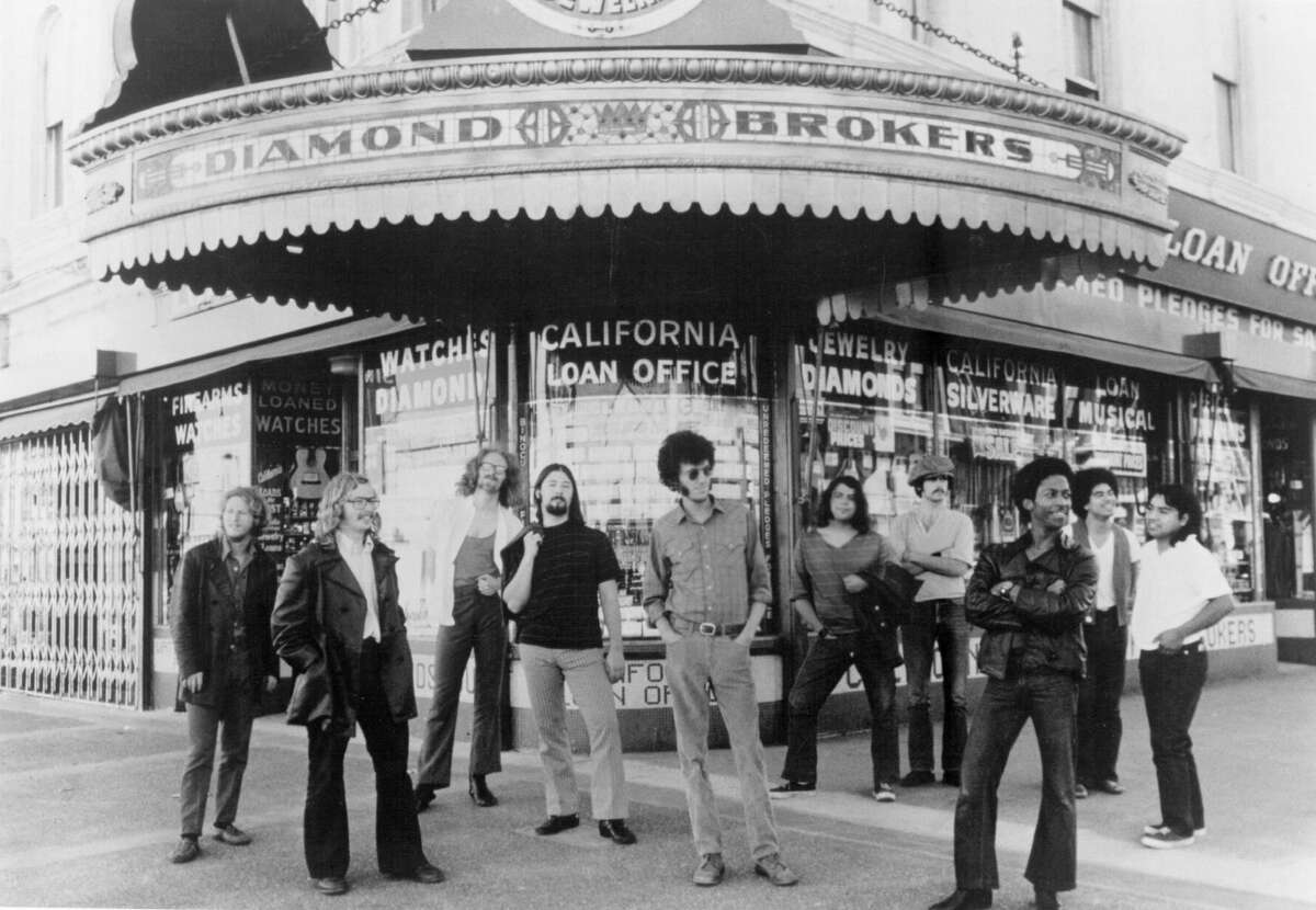 1973: Rock & roll group