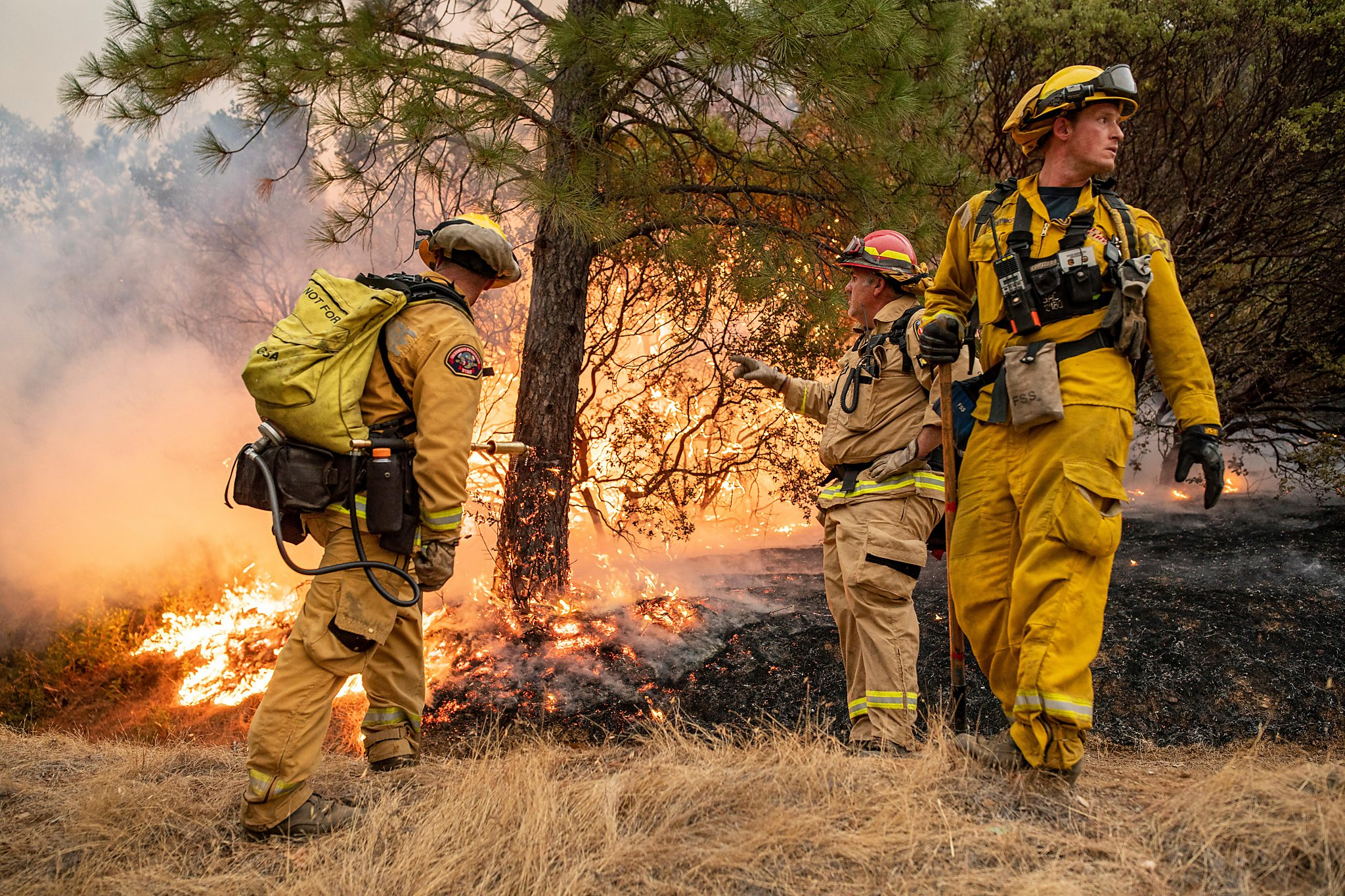 Saving Lives (and Breath) on the Wildland Fire Line