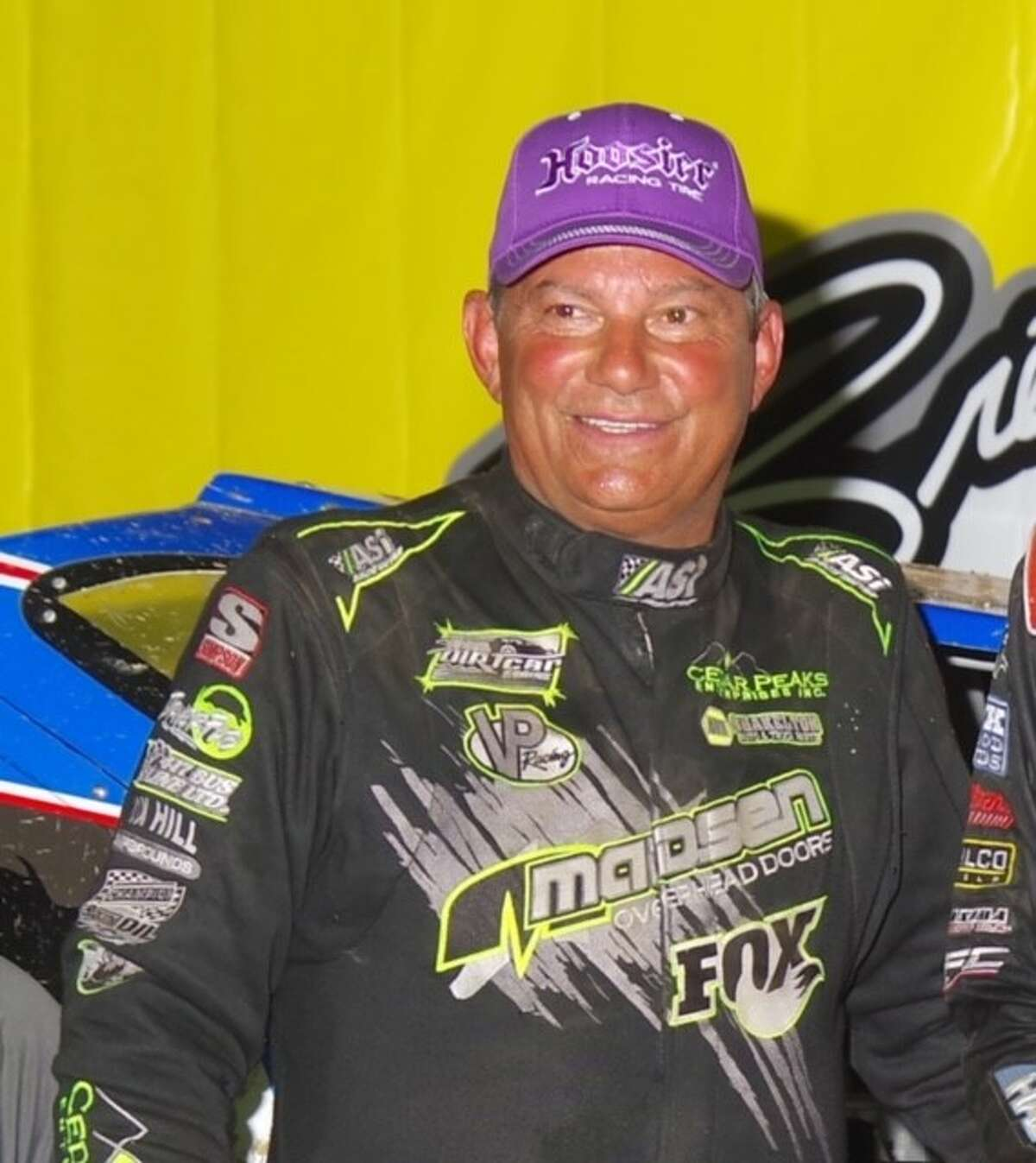 Brett Hearn, director of motorsports at Orange County Fair Speedway. (Courtesy of Mark Brown Photography)