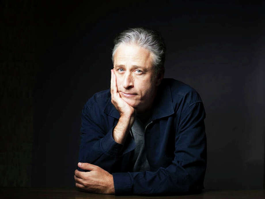 "Jon Stewart poses for a portrait in New York. Stewart directed the comedy ""Irresistible,"" starring Rose Byrne and fellow ""The Daily Show with Jon Stewart"" alum Steve Carell. Photo: (Photo By Victoria Will/Invision/AP, File)"