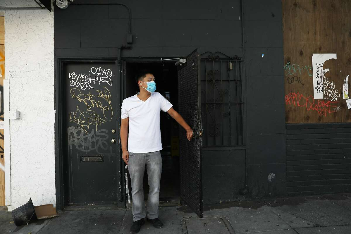 Jason Yu was thwarted in his attempt to open an ice cream shop in a vacant space in S.F.'s Mission District.